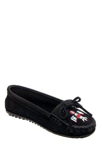 Minnetonka 600 Thunderbird Ii Casual Flat Shoe