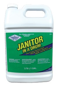 Janitor in a Drum 1 Gal Concentrated Cleaner