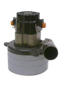 """Ametek-Lamb: 116565-13 Three Stage Vacuum Motor 5.7"""" Plastic Horn By-P"""