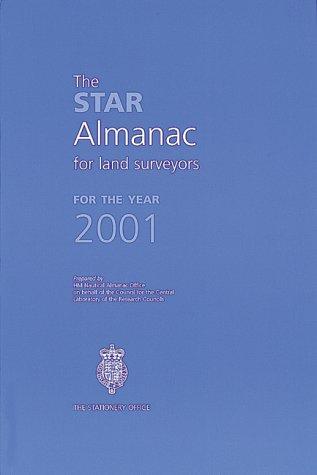 star-almanac-for-land-surveyors-2001