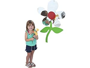 Flower Wall Mirror by Children's Factory