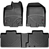 Weathertech 442601-441492 Front and Rear Floorliners