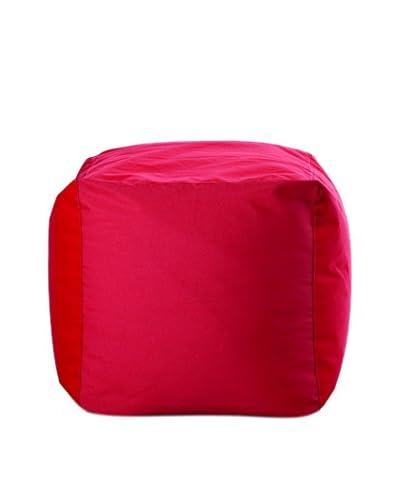 Sitting Bull Puff Cube Fucsia