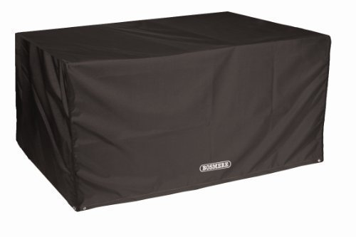 bosmere-d560-storm-black-8-seat-rectangular-table-cover