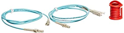 Fluke Networks 50µm Simplex Test-Reference Cord Set