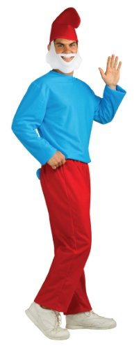 Rubie's Costume Co The Smurfs Adult Papa Costume
