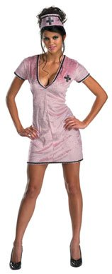 Good Medicine Sexy Nurse Adult Womens Halloween Costume