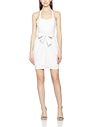 Love Moschino Vestido (Blanco Óptico)