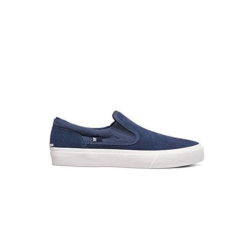 DC - Shoes Trase Slipon SD - ADYS300204410 - Colore: Blu marino - Taglia: 44.0