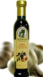 Ariston Olive Oil Infused with Roasted Garlic by Ariston, LLC