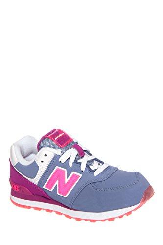 Girl's KL574DY Low Top Sneaker
