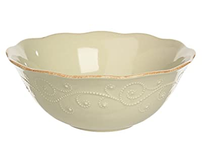 Lenox French Perle Serve Bowl