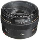 Canon EF 50mm f1.4 USM Standard & Medium Telephoto Lens for Canon SLR Camer ....