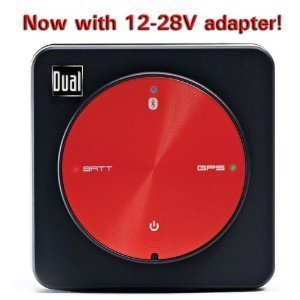 Dual Electronics XGPS150A Universal Bluetooth GPS Receiver for Portable Devices by Dual Electronics