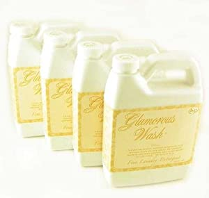 Case of 4 - 32oz Tyler Glamorous Wash - Fine Laundry Detergent - DIVA