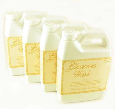 Case Of 4 - 32Oz Tyler Glamorous Wash - Fine Laundry Detergent - Diva front-245551