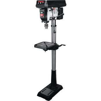 Big Save! JET J-2500 15-Inch 3/4-Horsepower 115-Volt Floor Model Drill Press
