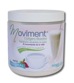 Colageno bioactivo sabor NATURAL- Moviment - Gnt Val