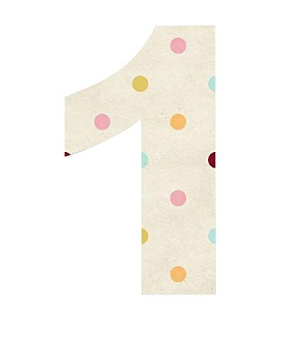 ReallyNiceThings Panel Decorativo Number 1