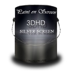 Best Paint Mix For Projector Screen