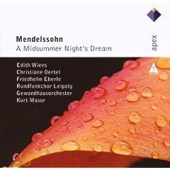 Mendelssohn : A Midsummernight'S