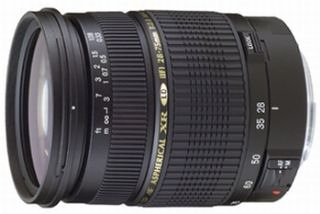 Tamron SP AF 28-75mm F/2.8 XR Di LD Aspherical (IF) Macro lens for Sony/Minolta