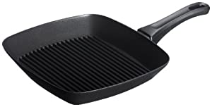 Look Cookware 10.5-Inch Square Grill Pan