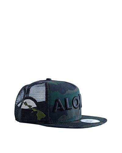 Nike Hurley Gorra Jjf Aloha Azul Noche / Verde