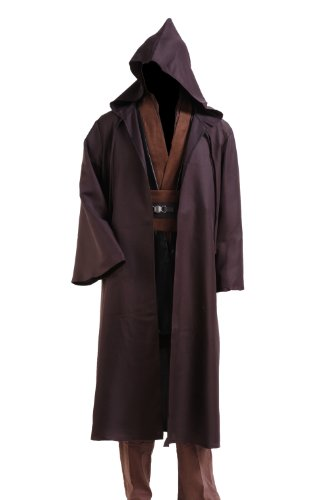 Trust Vendor Cosplay Costume Anakin Skywalker Adult Costume Coffee Version