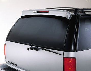 Lund 38033 WindJammer Black Rear Window Air Deflector