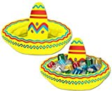 Inflatable Sombrero Cooler (Sold by 1 pack of 6 items) PROD-ID : 1906168