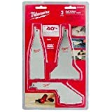 MILWAUKEE Material Removal Set (Tamaño: Pack of 1)