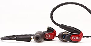 Westone W10 Single Driver Universal Fit Noise Isolating Earphones, 78501