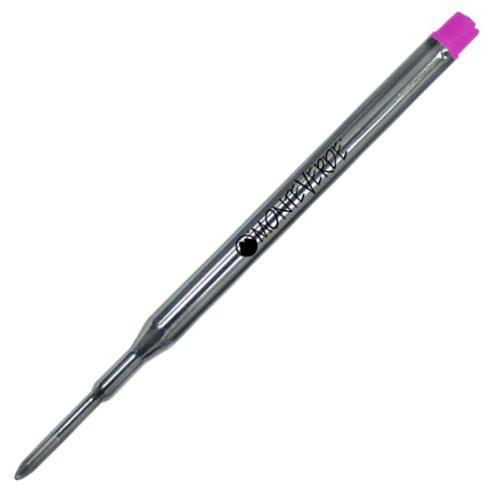 Monteverde Stylo bille Sheaffer-Recharge pour stylo à bille Moyen S133PK (Rose)