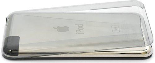 パワーサポート エアージャケットセット for iPod touch 2nd(クリア) PTX-71