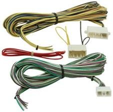 Metra 70-6504 Amplifier Bypass Harness For Select 2004-2009 Chrysler, Dodge And Jeep Vehicles