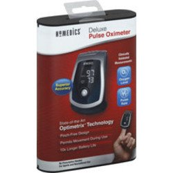 Cheap HoMEDICS Deluxe Pulse Oximeter (PX-100)