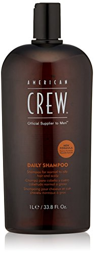 American Crew Shampoo, Daily, 1000 ml