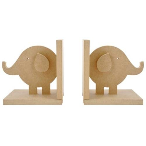 Beyond The Page MDF Elephant Bookends 5″X5″X5″ 1 Pair/Pkg SB2107 jetzt bestellen