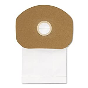 Sanitaire 62370-10: Disposable Dust Bags for Sanitaire