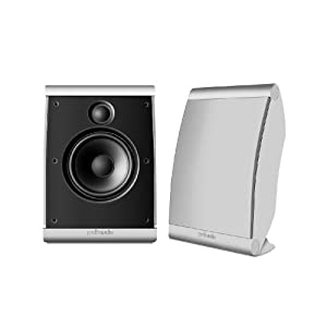 Polk Audio OWM3 On-Wall Speaker (Pair, White)