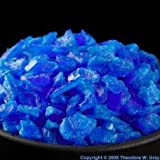 1 Lb Copper Sulfate Pentahydrate Crystals Kills Algae - Herbicide - Fungicide - Pesticide - Analytical Reagent - Experiments