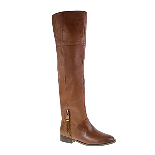 Chinese Laundry Women's Fawn Brown Knee-High Leather Boot -