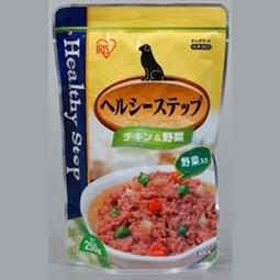 アイリスオーヤマ ヘルシーステップレトルトチキン&野菜 HLR-25CV 250g