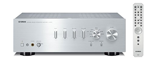 Yamaha A-S701SL Natural Sound Integrated Stereo Amplifier (Silver)