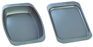 Prestige BakeMaster 2 Roaster and Oven Tray - Twin Pack