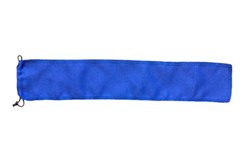 Smart RB-S1 Multicolour Cotton Soprano Fife Whistle Recorder Bag Blue 14.5