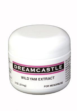 14% Wild Yam Cream with Aloe and Vitamin E 4 oz Cream