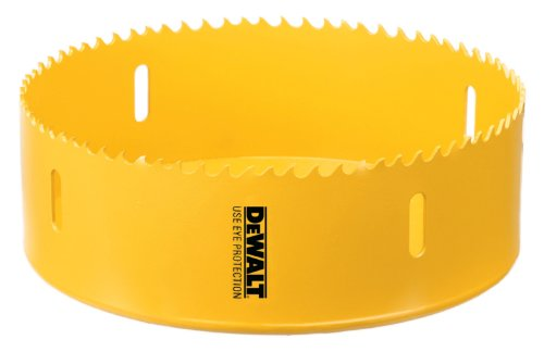 DEWALT D180096 6-Inch Hole Saw | 6 inch hole cutter shop