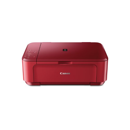 Canon Office Products Pixma Mg3520 Rd Wireless Color Photo Printer With Scanner And Copier